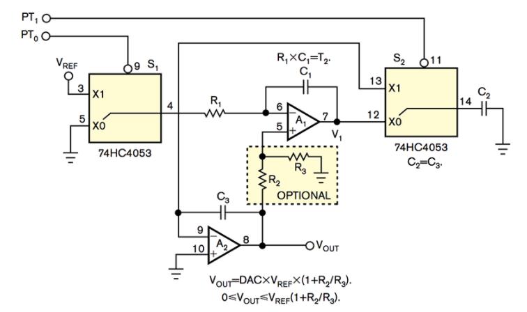 如何充分抑制开关输出中不可避免地存在的大型交流纹波分量?