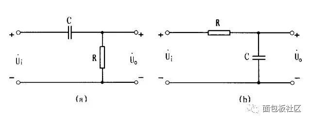 一文讲解RC电路耦合、相移、滤波、微分、积分...