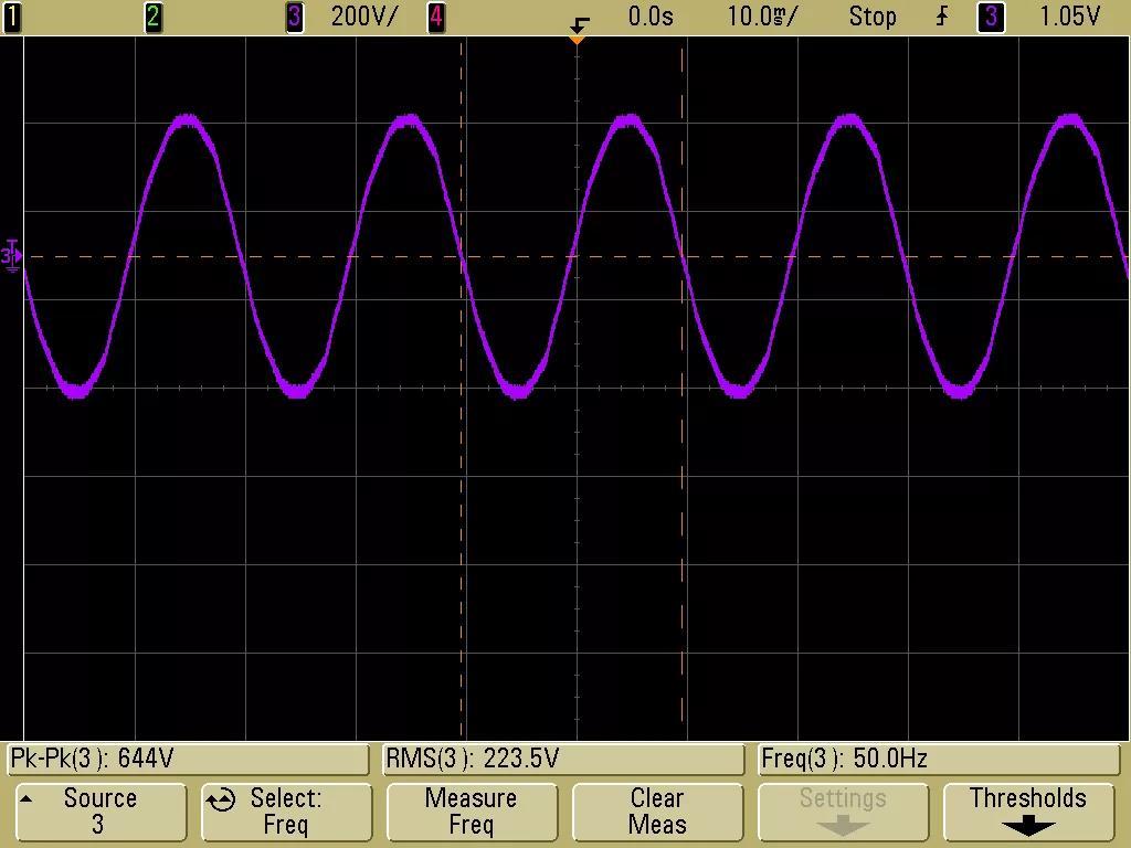 过零检测电路设计