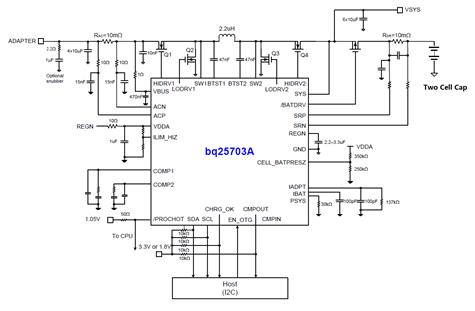 多节超级电容的升降压充电方案